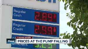 Gas prices could fall below $2 for many Americans [Video]