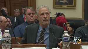 House Committee Unanimously Passes 9/11 Victim Fund After Jon Stewart's Emotional Plea [Video]