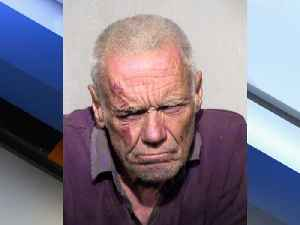 PD: Man caught throwing cans of gasoline onto PHX roadway - ABC15 Crime [Video]