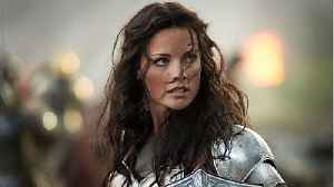 Thor Star Jaimie Alexander Shares Recovery From Surgery [Video]