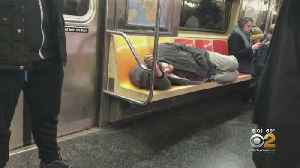 NYC To Crack Down On Subway's Homeless Problem [Video]