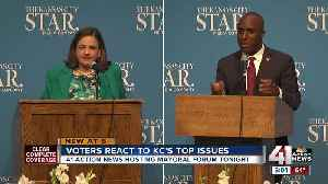 Poll: Voters say Troost divide biggest issue for next mayor [Video]