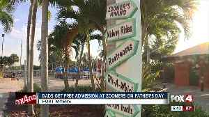 Zoomers gives free admission to fathers on Fathers Day [Video]
