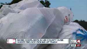 More waste pro complaints in lee county [Video]