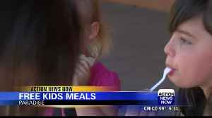 Paradise and Magalia children offered free meals throughout summer [Video]