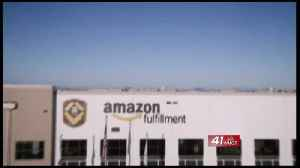 News video: Morning Business Report: Amazon Becomes The Most Valuable Brand