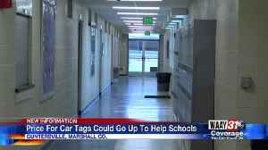 Car Tags Could Help Schools in Marshall Co. [Video]