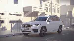 Volvo Cars and Uber present production vehicle ready for self-driving [Video]