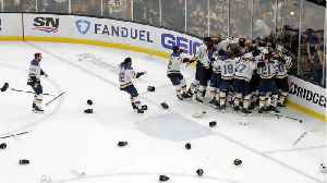 Blues Beat Bruins In Game 7 To Win Cup [Video]