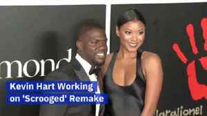 Kevin Hart Is Getting 'Scrooged' [Video]