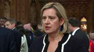 Amber Rudd: Public have had enough of 'disruption politics' [Video]