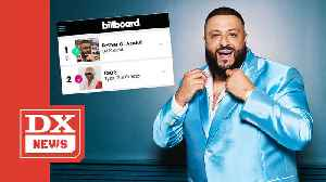 DJ Khaled Brags About Beating Tyler, The Creator During 2nd Sales Week [Video]