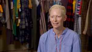 The Dead Don't Die: Tilda Swinton [Video]