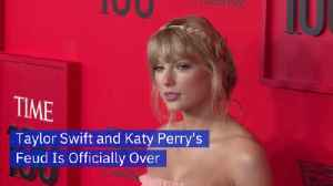 Taylor Swift And Katy Perry No Longer Have Bad Blood [Video]