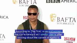 Cuba Gooding Jr. Accused of Groping by Second Woman [Video]