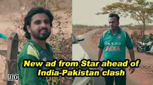 New ad from Star ahead of India-Pakistan clash [Video]