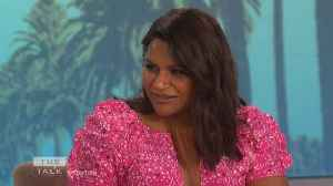 The Talk - Mindy Kaling Says Boss Daughter Hides Meds 'underneath my pillow' [Video]
