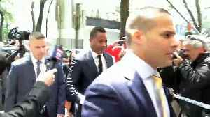 News video: Cuba Gooding Jr. charged with groping woman at NYC club