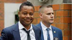 Cuba Gooding Jr. Turns Himself In To Police [Video]