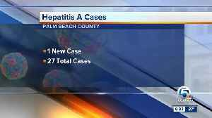 New case of Hepatitis A confirmed in Palm Beach County [Video]