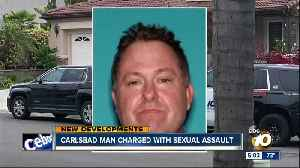 Carlsbad man charged with sexual assault [Video]