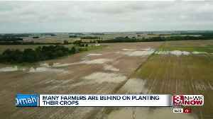 Farmers Behind on Planting Crops [Video]