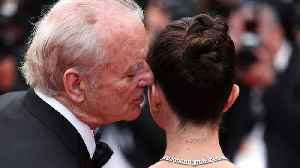 News video: Selena Gomez Reveals What Bill Murray Whispered To Her On Cannes Red Carpet