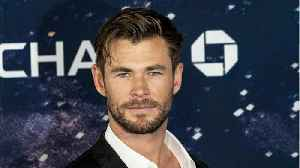 Chris Hemsworth Shares Photos From Men in Black: International Premiere [Video]