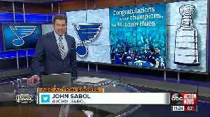 From last to first: St. Louis Blues crowned as unlikely Stanley Cup champions [Video]