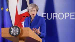 UK PM May Says Hong Kong Extradition Must Be In Line With Sino-British Declaration [Video]