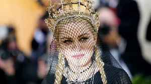 Madonna: My album is about those 'who don't have a voice' [Video]