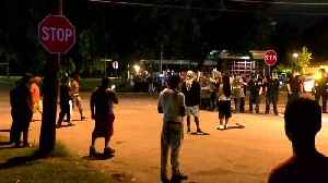 Violent clashes in Memphis after police shooting [Video]