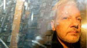 British official signs U.S. extradition order for Assange [Video]