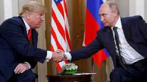 News video: Putin says relationship with U.S. is going downhill