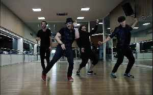 Dance crew pays tribute to Justin Timberlake's 'Can't Stop The Feeling' [Video]