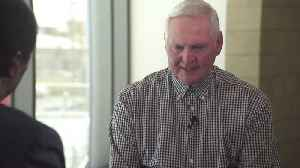 Lakers Legend Jerry West Sits Down With Jim Hill [Video]