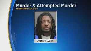 James Wren Charged In DT Mpls. Shooting That Left 1 Dead, 1 Injured [Video]