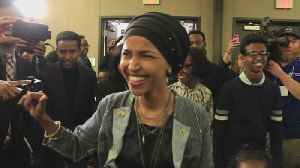 Rep. Ilhan Omar Continues To Rally Support Amidst Controversy [Video]