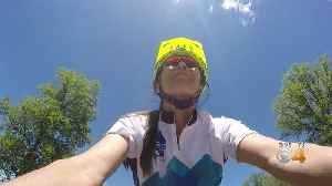 'Psyched To Climb' Cycling Team Taking On Courage Classic [Video]