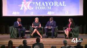 Mayoral forum opening remarks [Video]