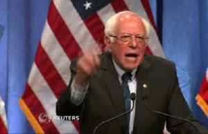 News video: Bernie Sanders doubles down on democratic socialist views