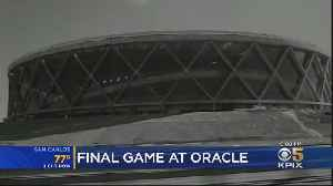 Throughout The Years, Warriors Fans Have Seen It All At Oracle Arena [Video]