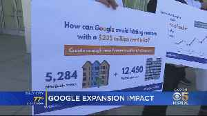 New Report Outlines Serious Impact Of New Google Campus On San Jose Renters [Video]