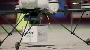 Uber Eats to Test Drone Delivery Service in San Diego [Video]