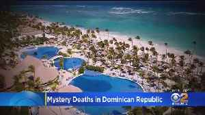 Travelers Concerned After Mystery Deaths In Dominican Republic [Video]