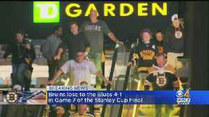 'Worst Game 7 Ever': Bruins Fans Upset Over Game 7 Loss [Video]
