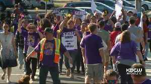 Hundreds Of Santa Clara County Workers Protest As Supes Discuss $8B Budget [Video]