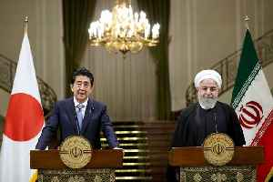 Japan's Abe urges Iran to play constructive role for peace [Video]