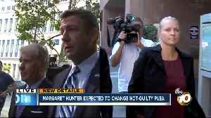 Duncan Hunter's wife scheduled to change plea in campaign finance case [Video]
