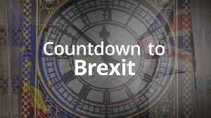 Countdown to Brexit: 140 days until Britain leaves the EU [Video]